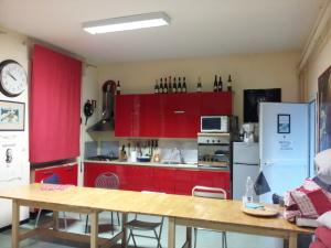 Sala cucina-bar